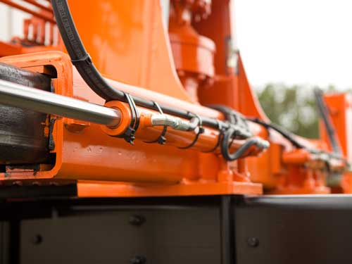 Grapple Loader Cylinders