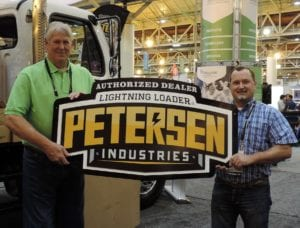 Petersen Inc Awards River City Hydraulics as Dealer of the Year for 2016