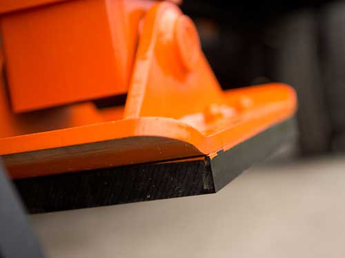 PL3 Roll-off Mount Grapple Loader H Outriggers