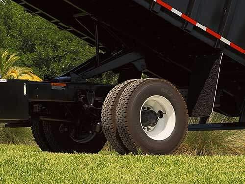 TL3 Trash Truck Grapple Loader Wheelbase