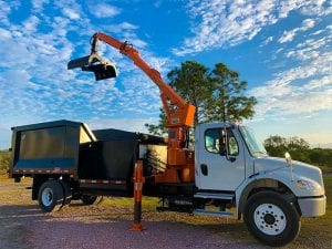 TR3 Route Assist Grapple Loader